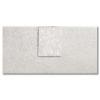 Weihnachtsklappkarte,aussergewöhnliches Design, Designkarton in silber, mit Magnetverschluß, inkl. Einlegeblatt einfach